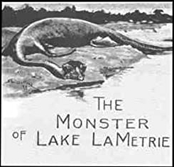 Monster of Lake La Metrie