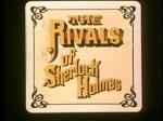 Rivals of Sherlock Holmes best