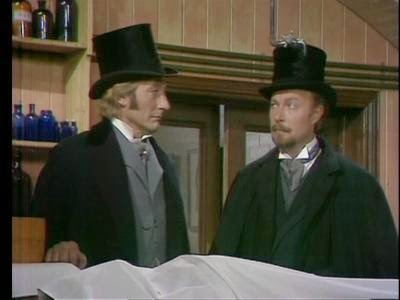 Thorndyke and Jervis