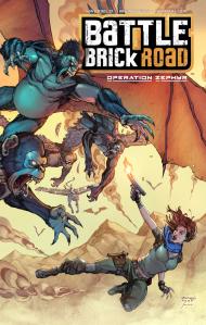 Battle Brick Road cover