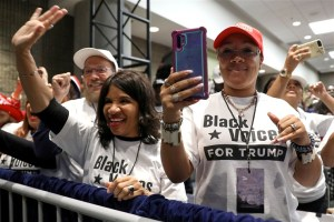 Black Voices for Trump again