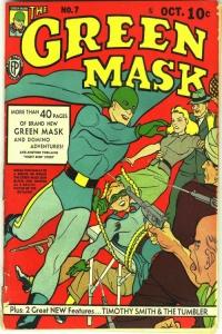 Green Mask 7