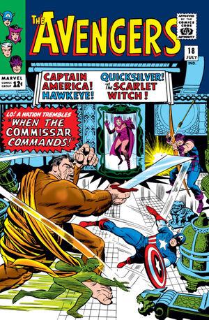 Avengers 18