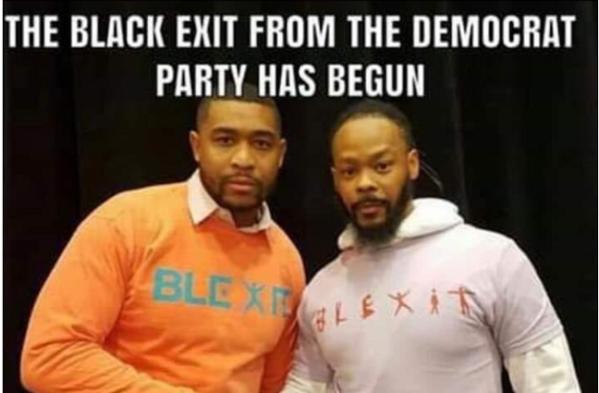 Blexit shirts