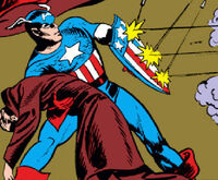 Captain America early
