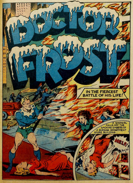 Doctor Frost