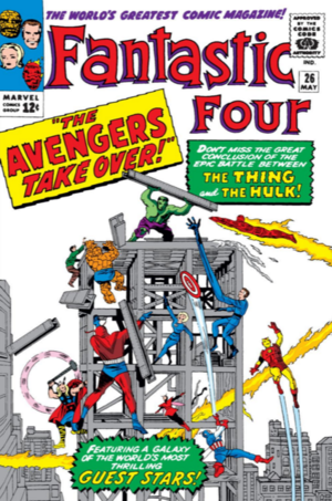 Fantastic Four 26