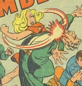 Blonde Bomber