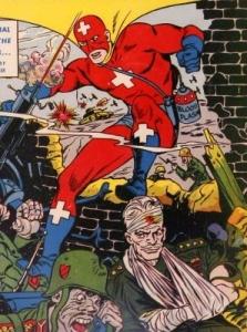 Captain Red Cross