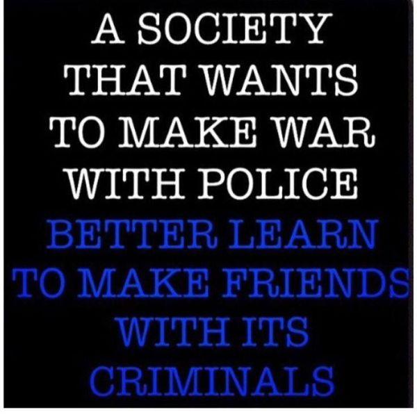 Democrats like criminals