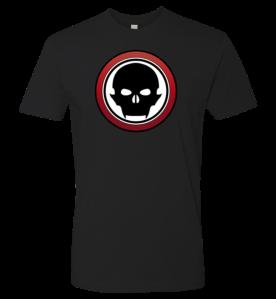 Graveyard Shift logo tshirt
