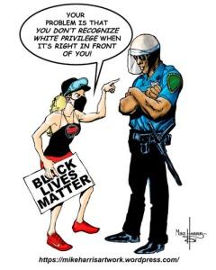 Privileged White Democrat