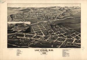 Las Vegas NM 1882