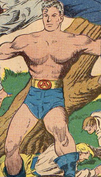 Atlas the Mighty