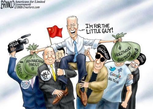 Biden corrupt