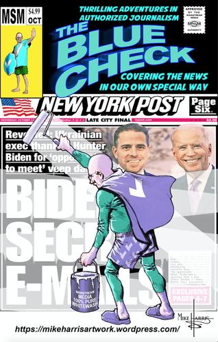 biden scandals censorship