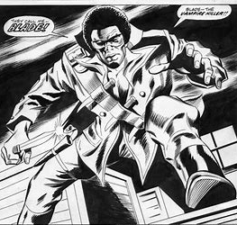 Blade early pic