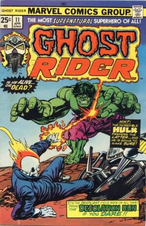 ghost rider 11