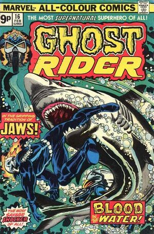 ghost rider 16
