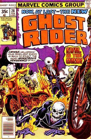 ghost rider 28