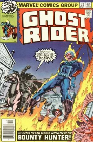 ghost rider 32