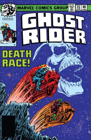 ghost rider 35