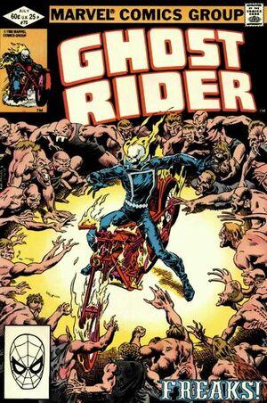 ghost rider 70