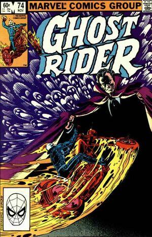 ghost rider 74
