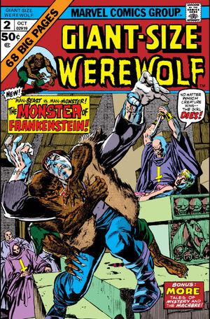 giant size werewolf 2