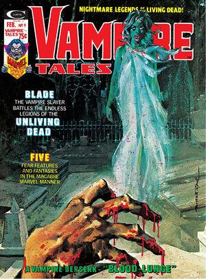 Vampire tales 9