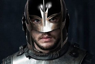 Kit Harington as Black Knight