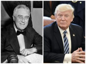 trump is fdr