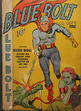 Blue Bolt cover