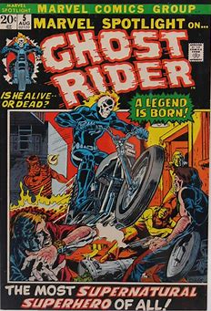 Ghost rider pic