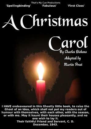 martin prest christmas carol