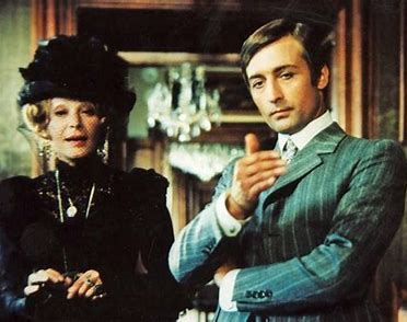 Countess Thun and Nick Carter