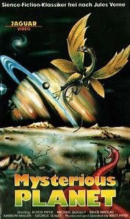 Mysterious Planet poster
