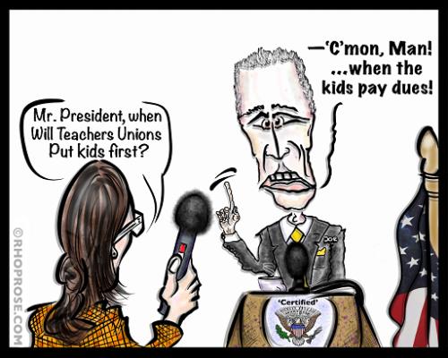 Biden hates kids