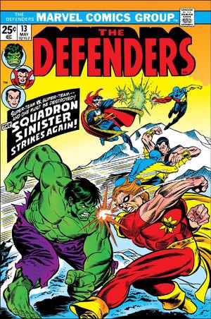defenders 13