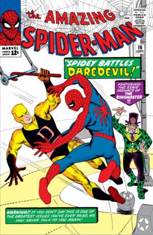 spider man 16