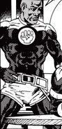Black Hand costume