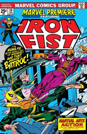 iron fist 20