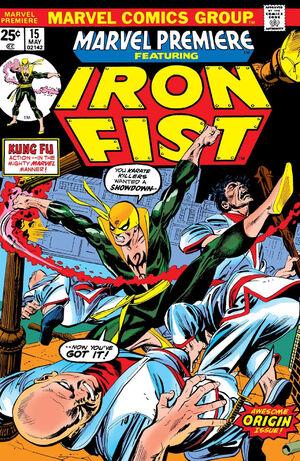 iron fist a
