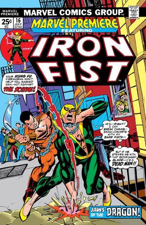 iron fist b