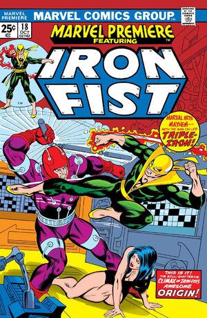 iron fist d