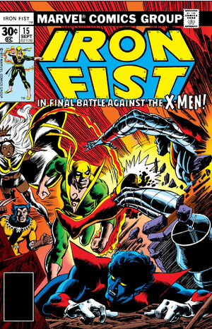 iron fist final issue
