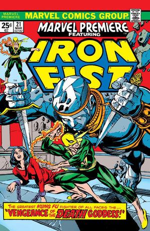 iron fist g