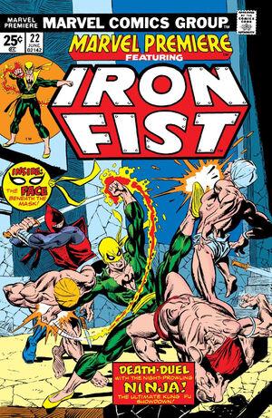 iron fist h