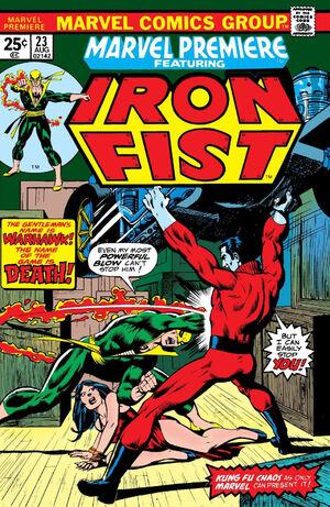 iron fist i