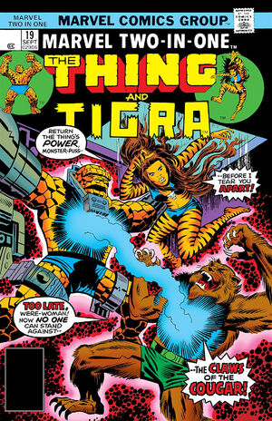 tigra and thing
